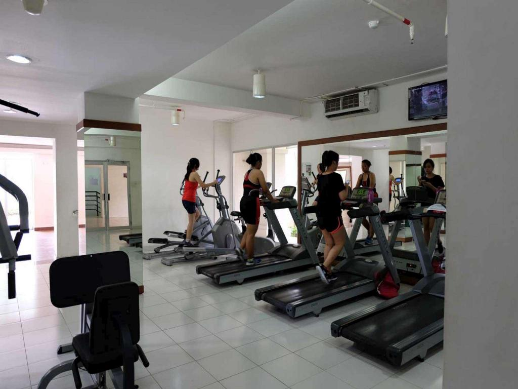 centre de fitness Kalibata City Green Palace Comfort Two BedRoom (Kalibata City Green Palace Comfort Two BedRoom )