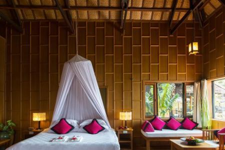 Lake House - Sviit - voodi Inle Princess Resort