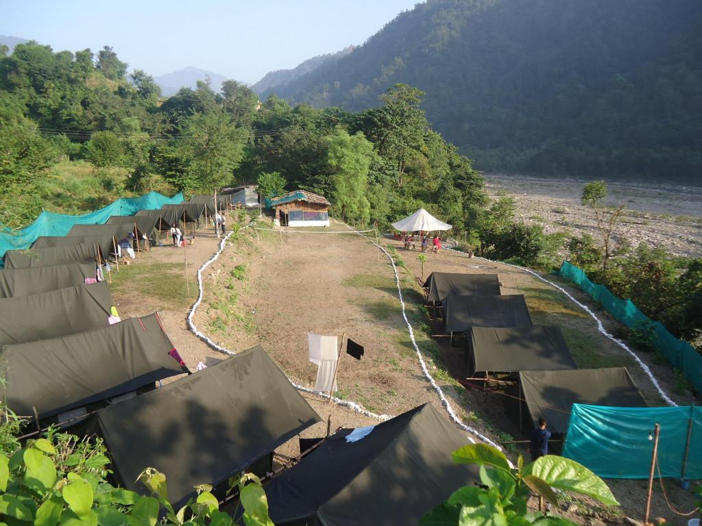 Shivpuri Valley Camp