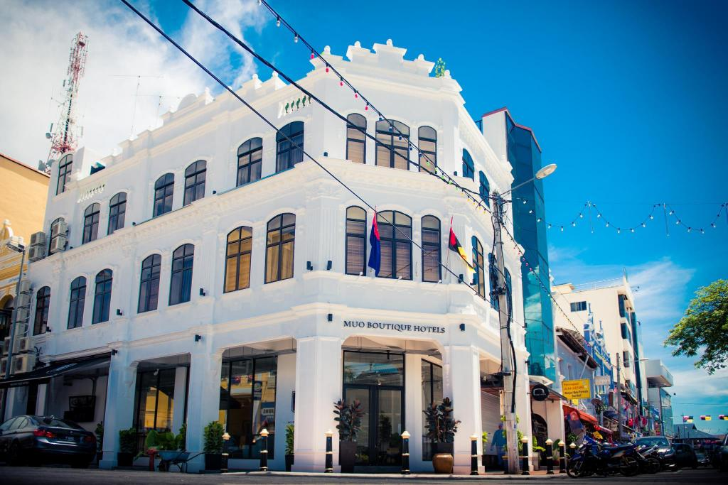 Muo boutique hotel muar jimat di for Boutique hotel minorque