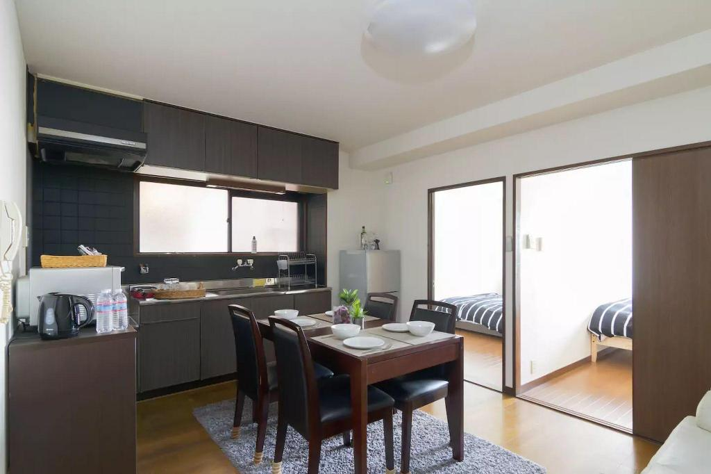 TA 3 bedroom HANAZONO 2F in Osaka