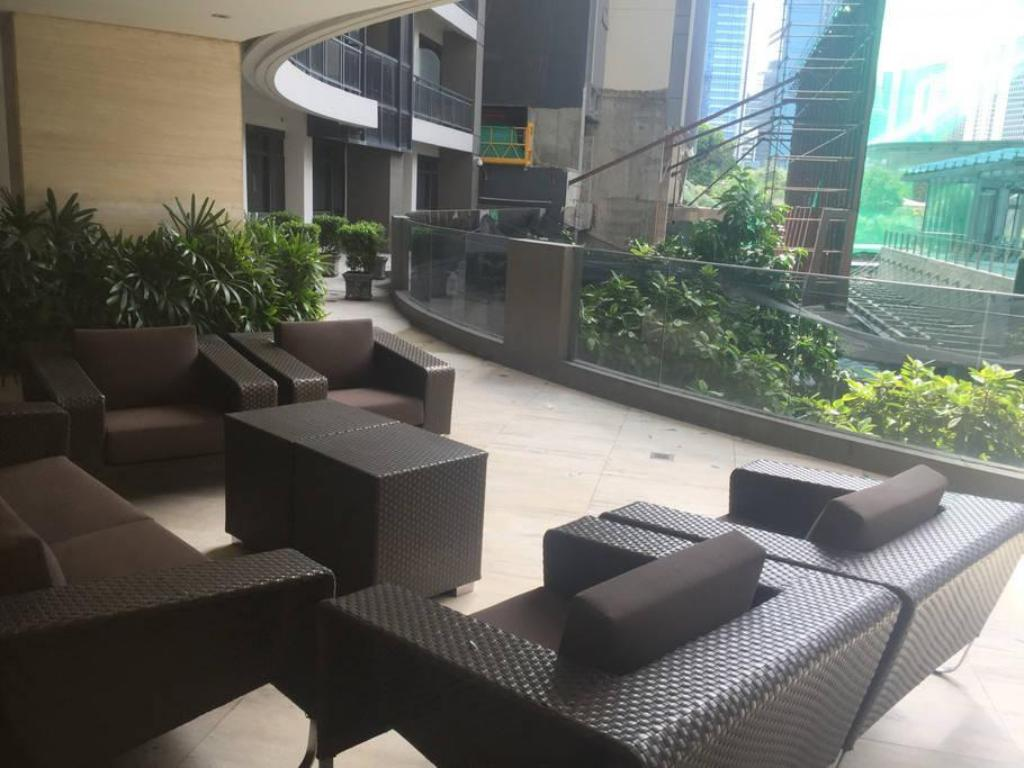 Garden The Gramercy Residences