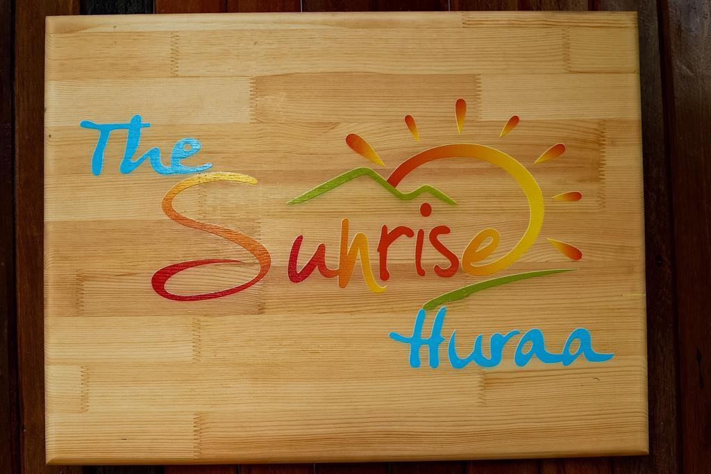 The Sunrise Huraa