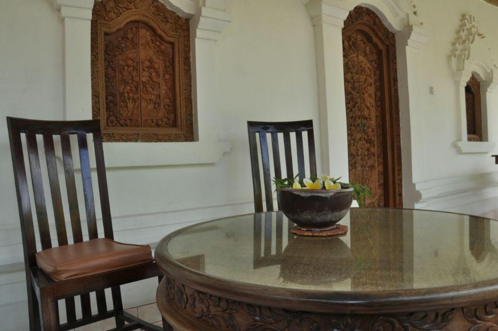 Lotus Suite - Dining room/area Dayu Alit Budakeling