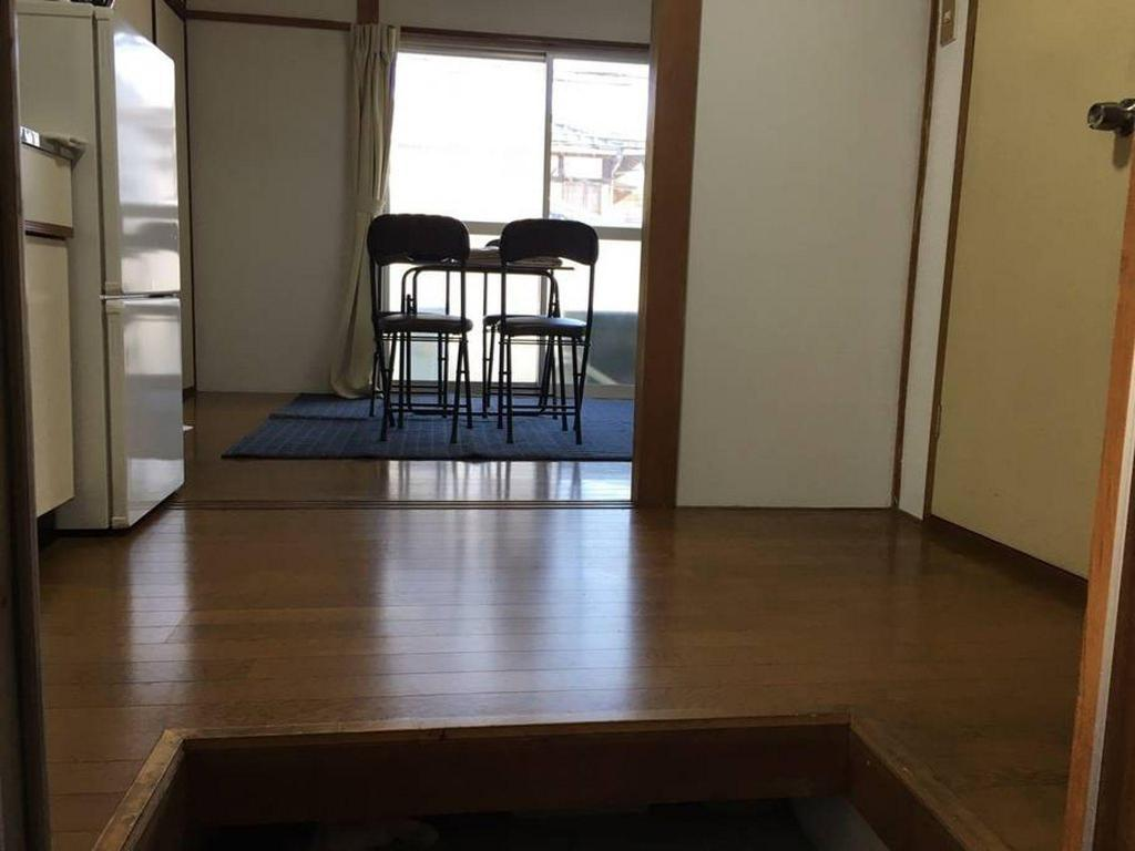 Equipements 1 Japanese-style room with kitchen and Bathroom 2203