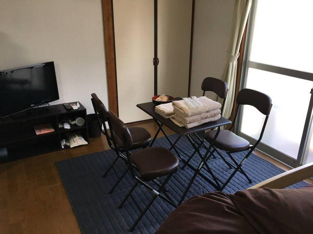 Chambre 1 Japanese-style room with kitchen and Bathroom 2203