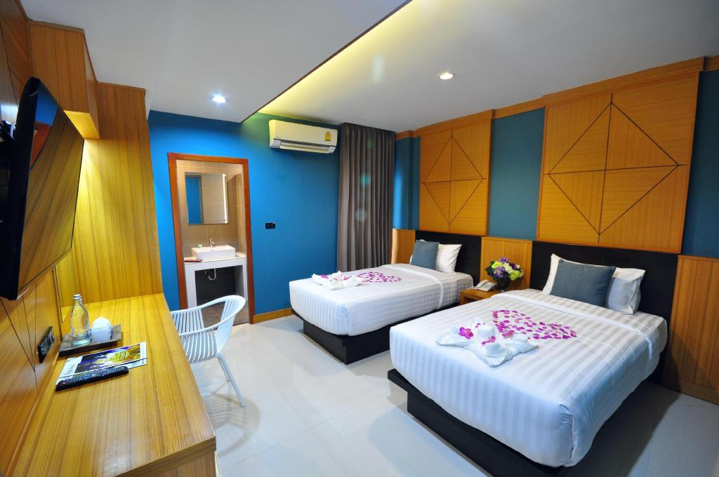 Superior Twin - Guestroom Chiangmai SP Hotel