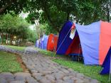 Green Coral Beach Camping Ground
