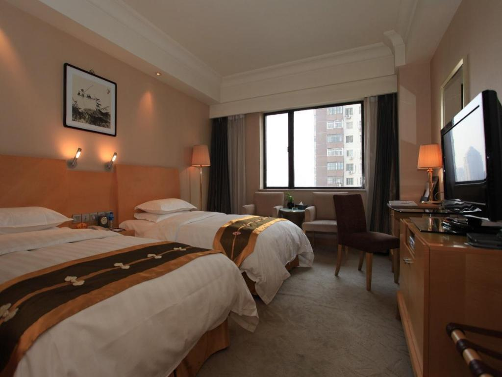 Business Twin - Guestroom Hubei Hotel