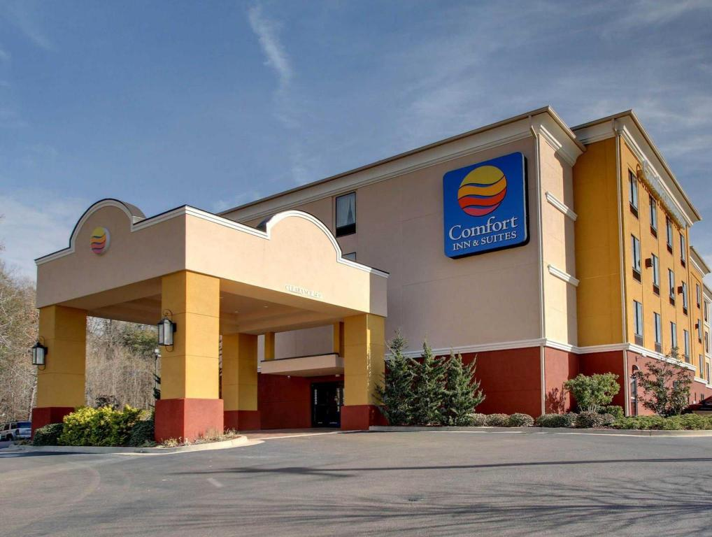 More About Comfort Inn And Suites Clinton