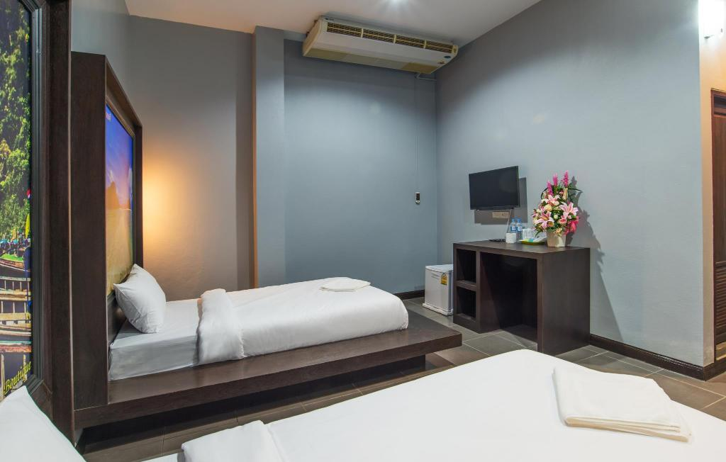 Budget Double or Twin Room Krabi Home Town Boutique