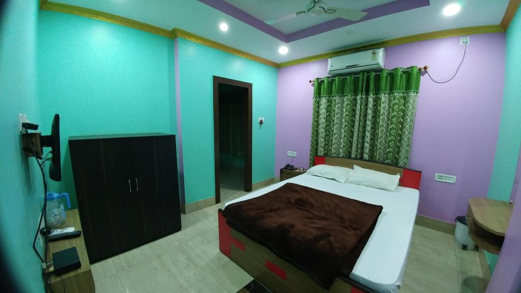 Double Room - Air Conditioning - Guestroom Hotel City International