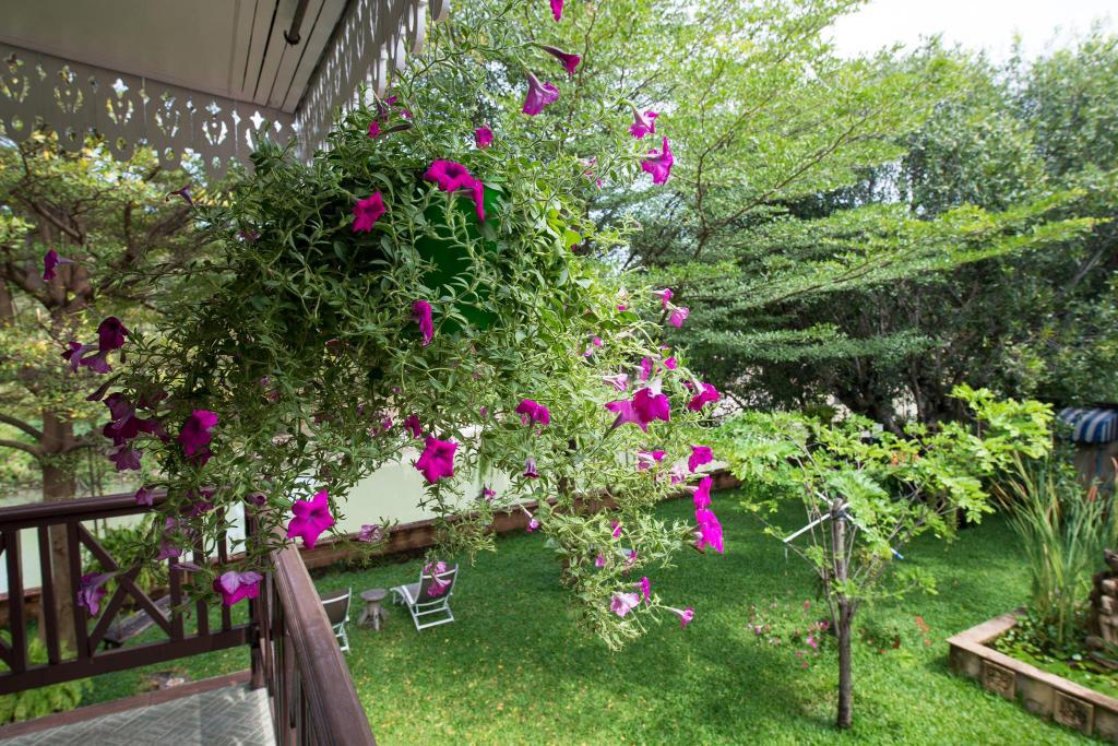 balcon/terrasse Phuttal Residence Double Room River View