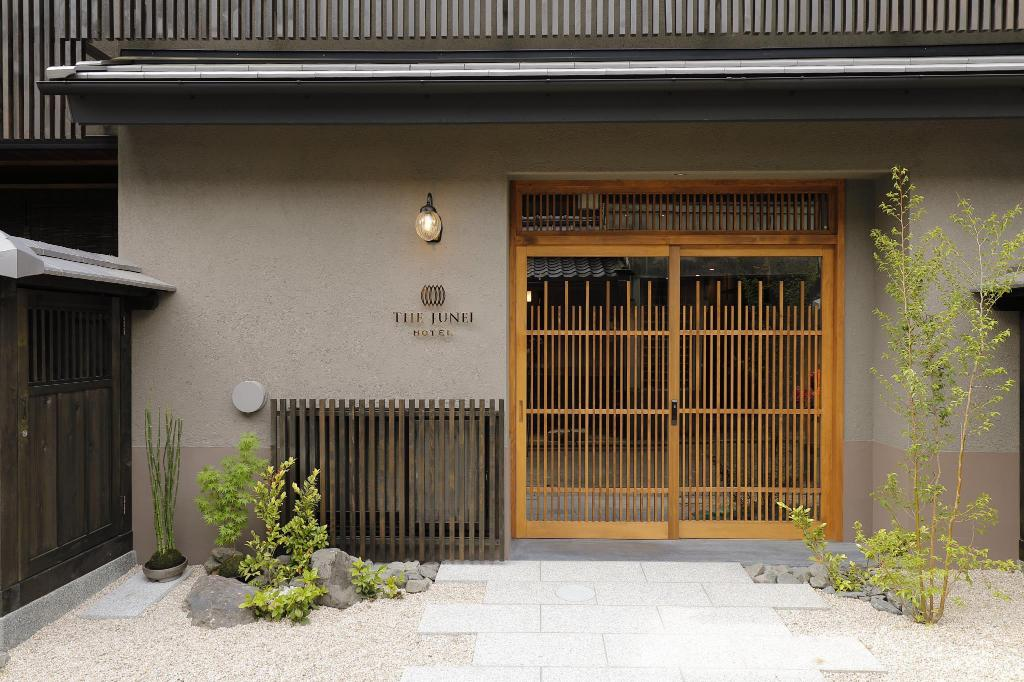 JUNEI酒店京都御所西 (THE JUNEI HOTEL Kyoto Imperial Palace West)