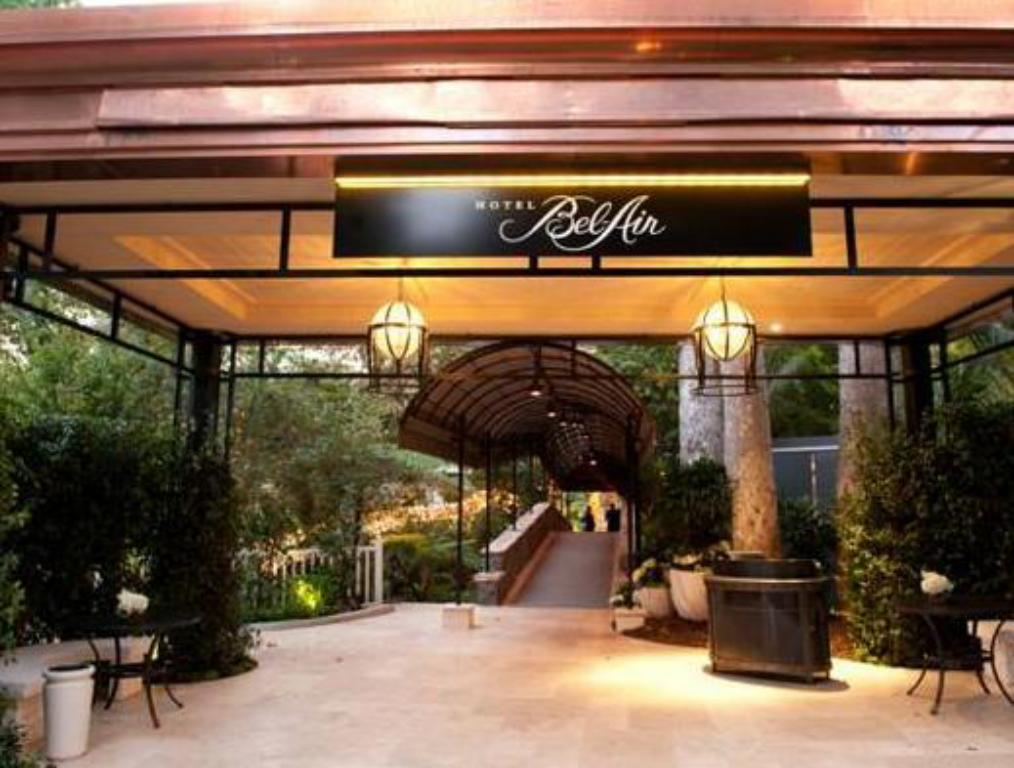 More About Hotel Bel Air
