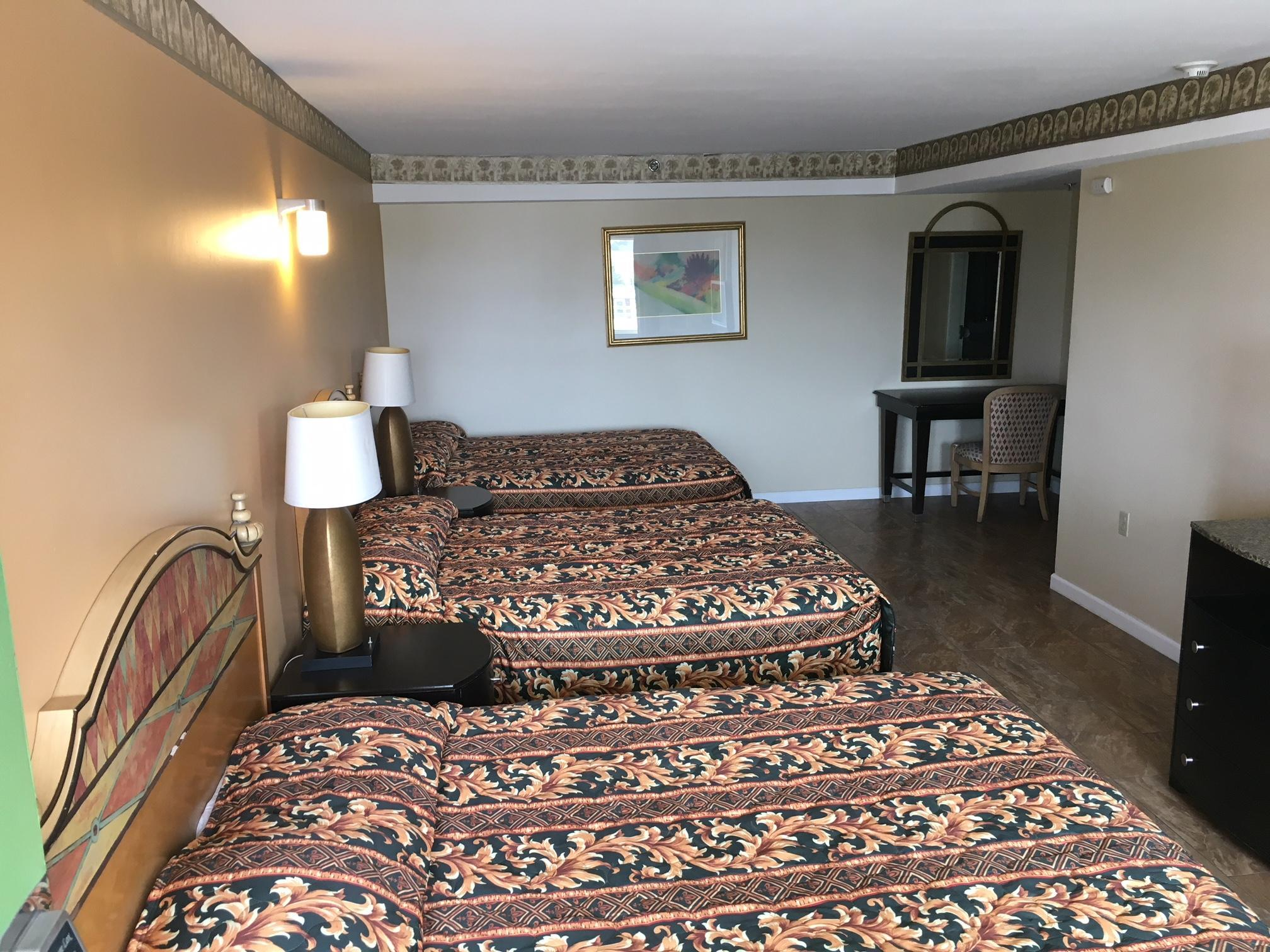 Queen Room with Three Queen Beds
