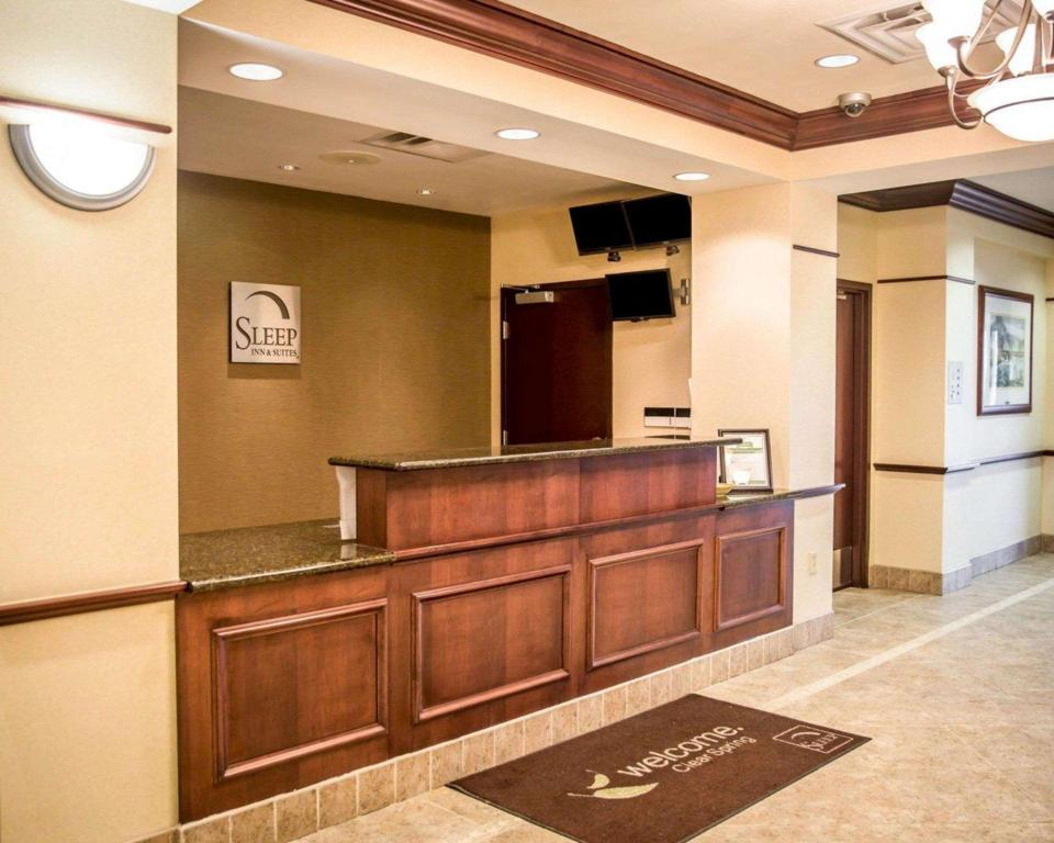 Lobby Holiday Inn Express & Suites Clear Spring