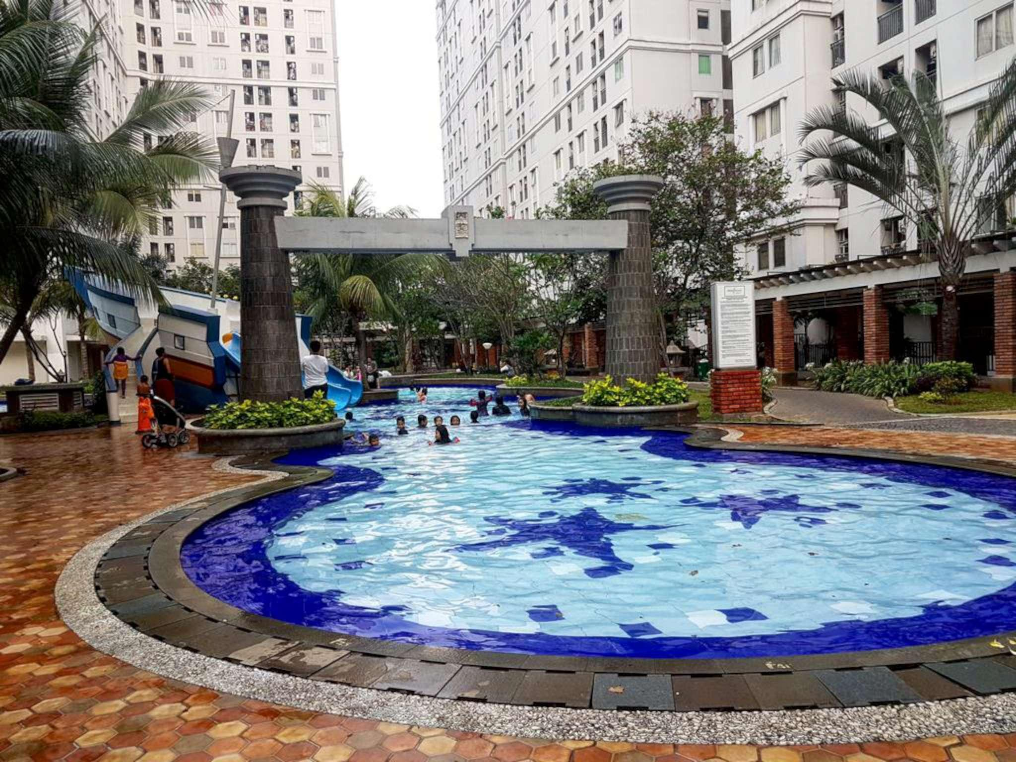kalibata city green palace lux studio free wifi pasar minggu rh agoda com