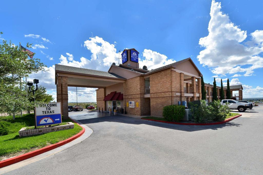 Americas Best Value Inn Anthony El Paso West