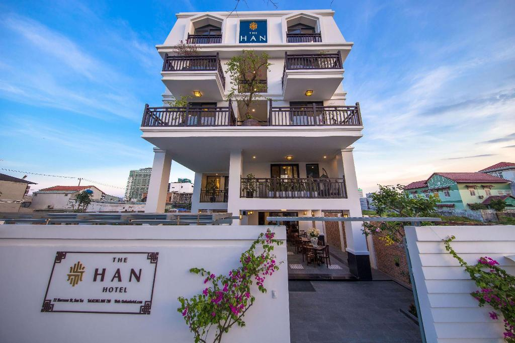More about The Han Hotel