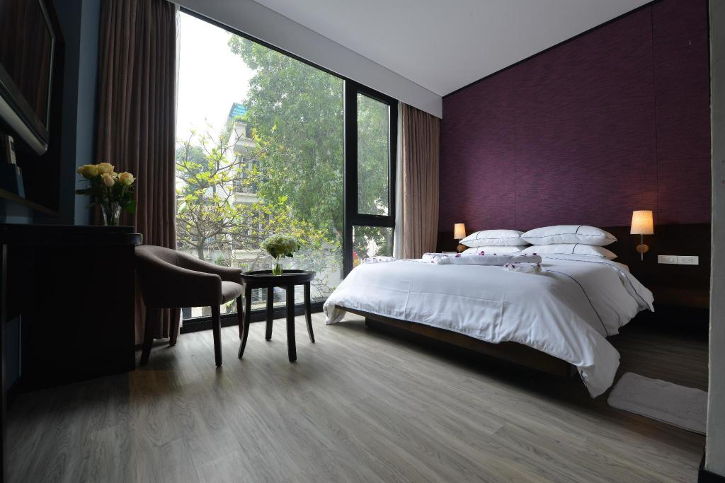 More about Hanoi Emerald Waters Hotel Trendy