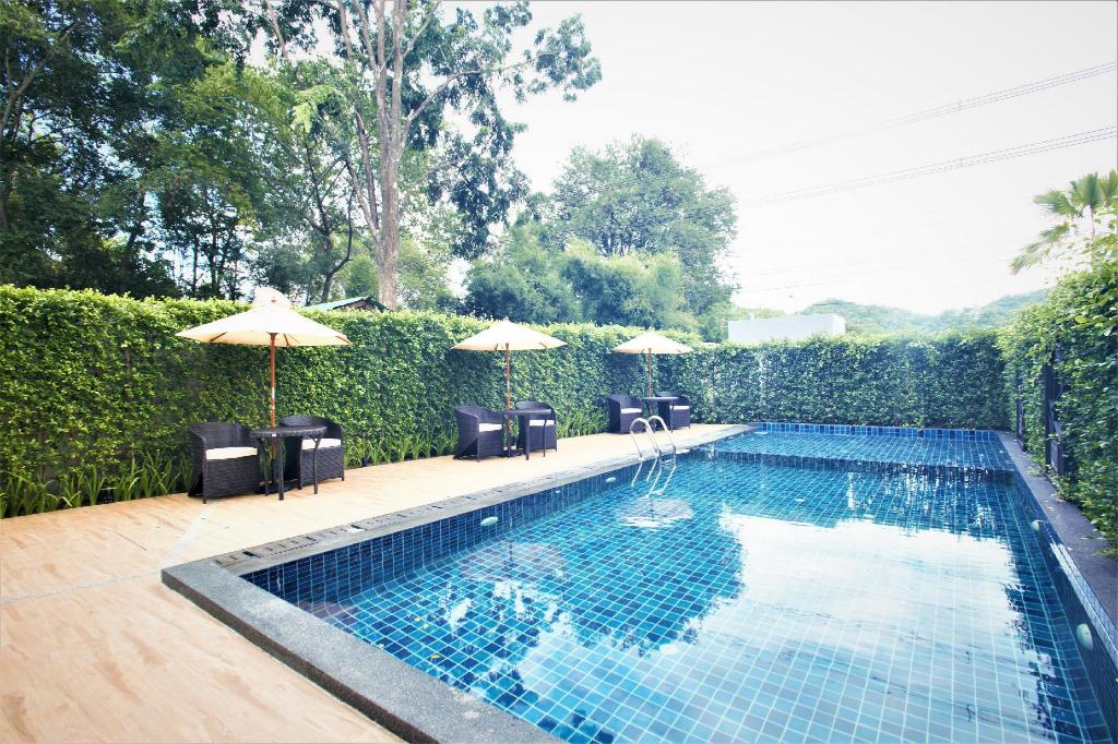 Swimming pool [outdoor] Fortune D Plus Khao Yai