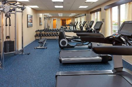 Fitness center Hyatt Place Chicago Midway Airport