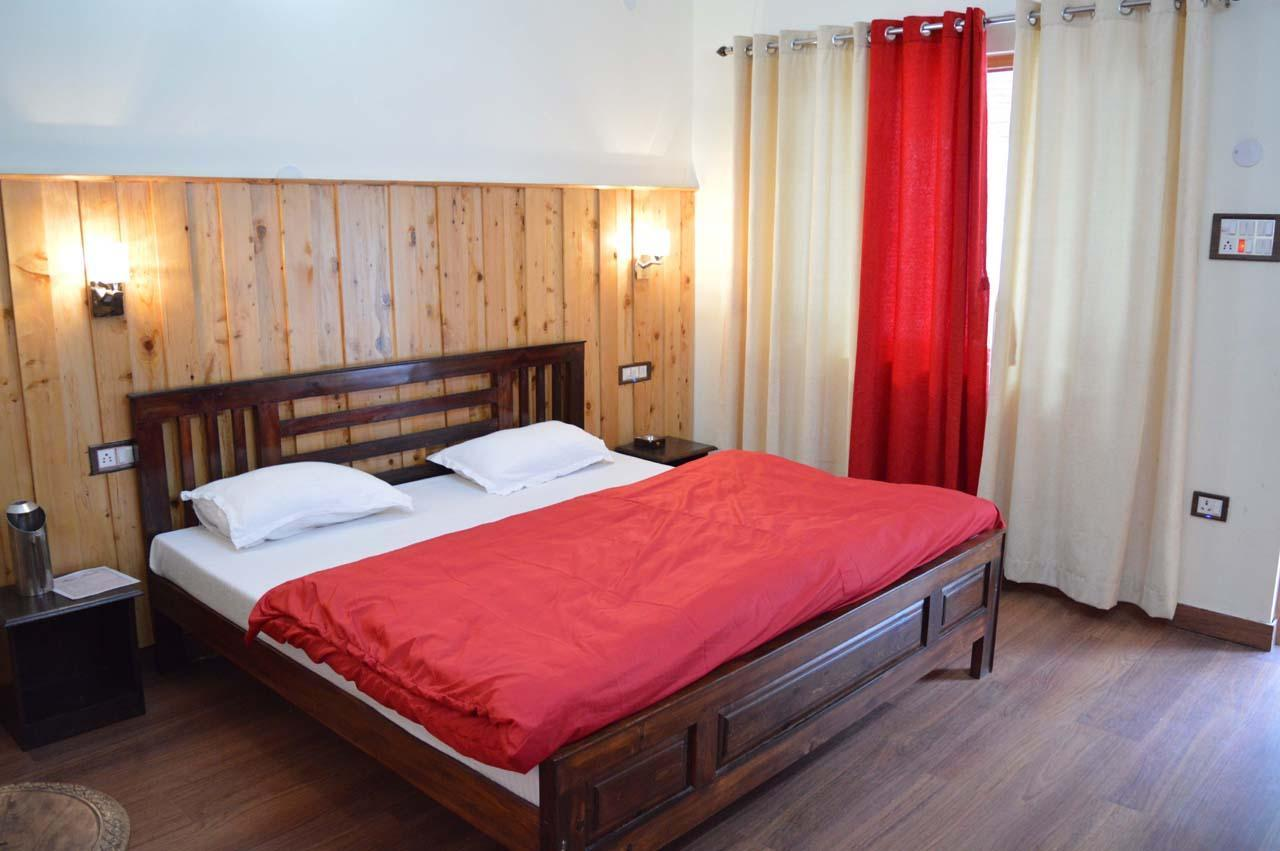 Pokoj typu Deluxe - Bed and Breakfast (Deluxe - Bed And Breakfast)