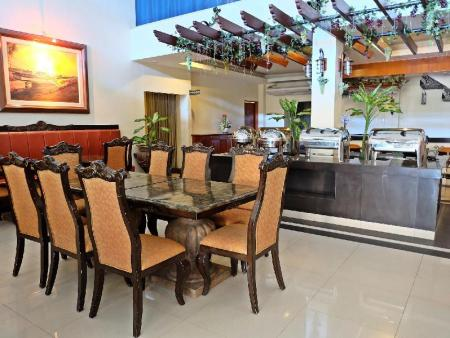 Interior view Alona Kew White Beach Resort