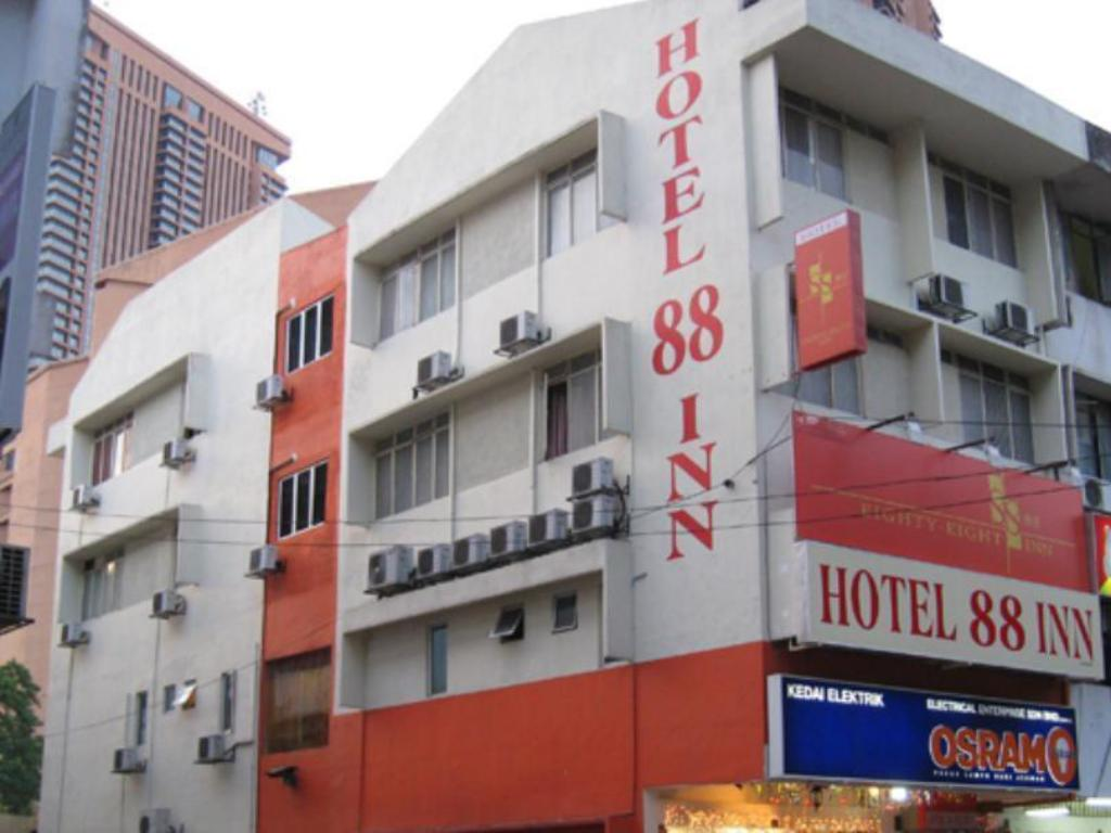 إيتي إيت إن - 88 إن (Eighty-Eight Inn - 88 Inn)