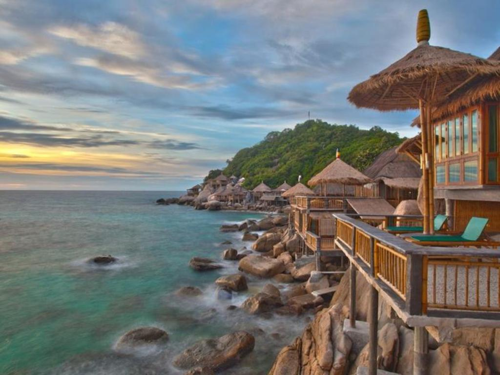 More about Koh Tao Bamboo Huts