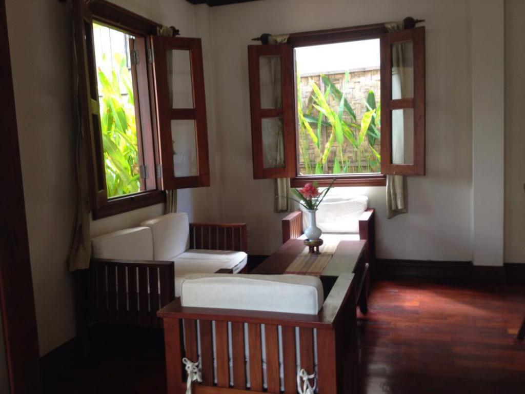 Лоби Luang Prabang Residence (The Boutique Villa)