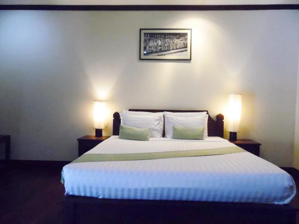 Deluxe Double - Bed Luang Prabang Residence (The Boutique Villa)