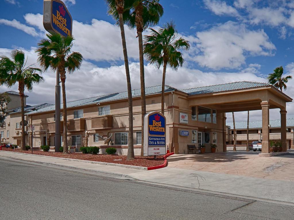 Best Western Kettleman City Inn And Suites
