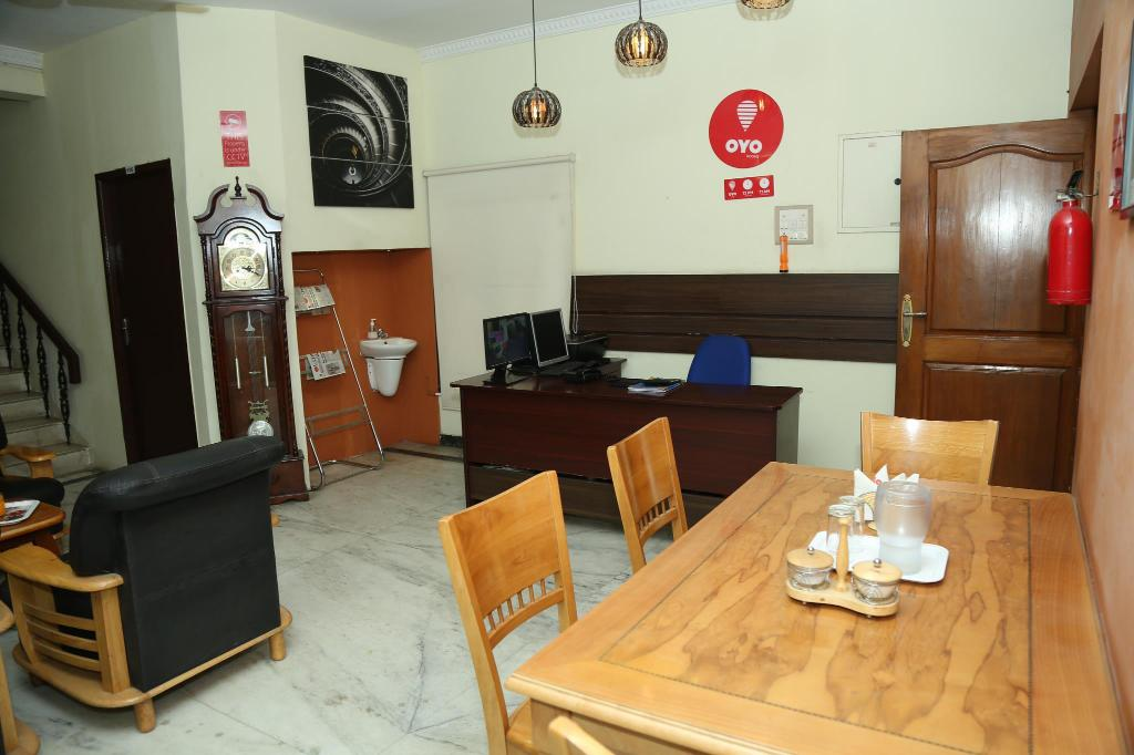 Dining room/area Nestlay Service Apartments