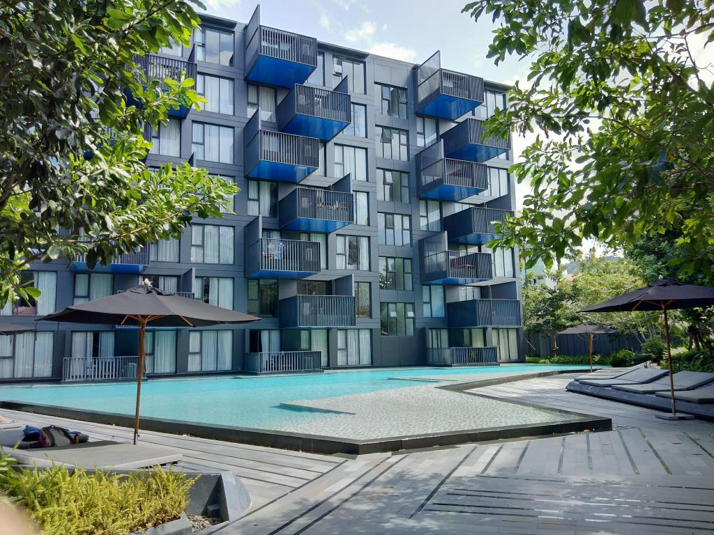 プール The Deck 2 Bedroom @ Patong Beach Phuket