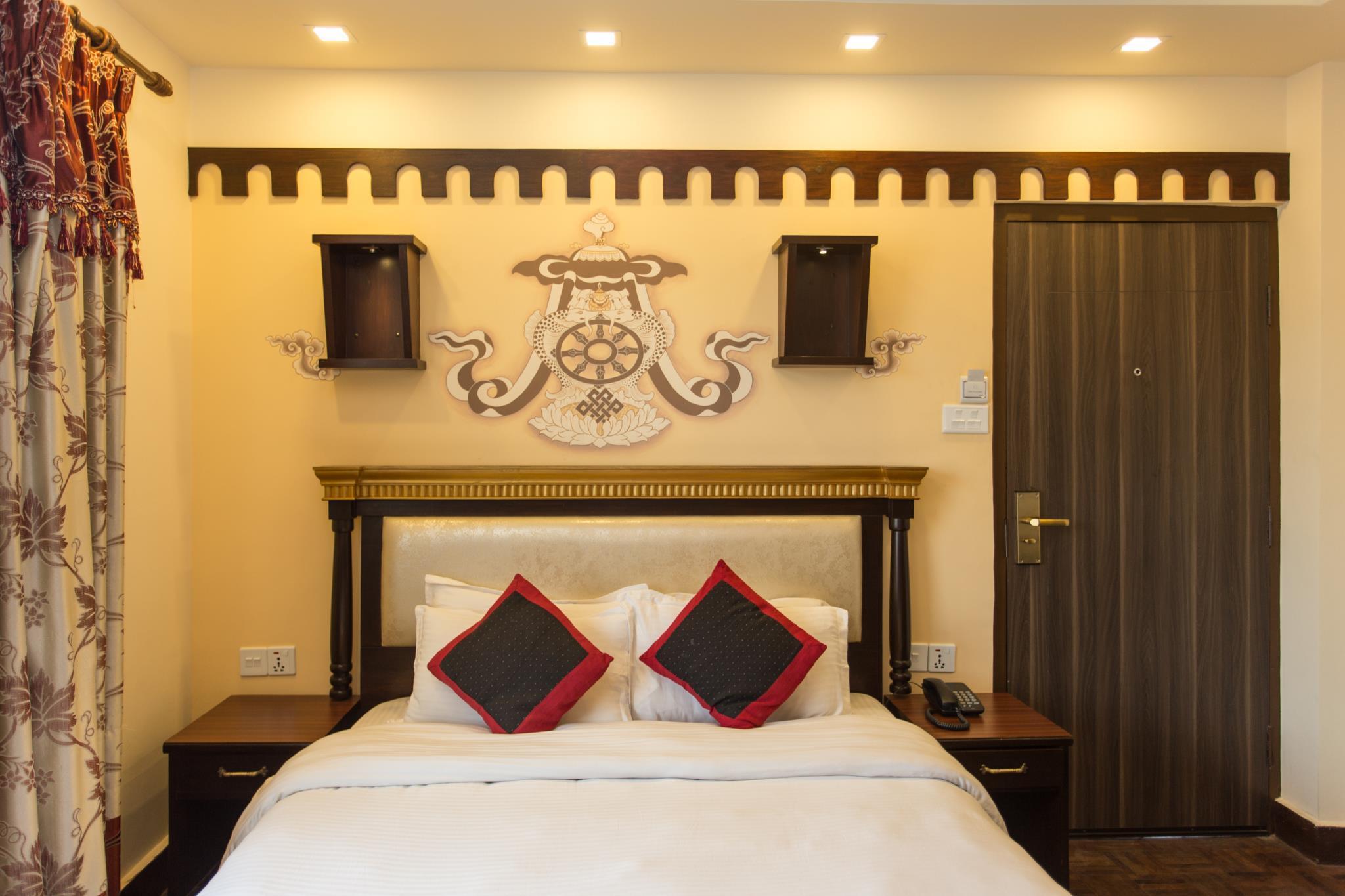 Olive Garden Boutique Hotel in Kathmandu - Room Deals, Photos & Reviews