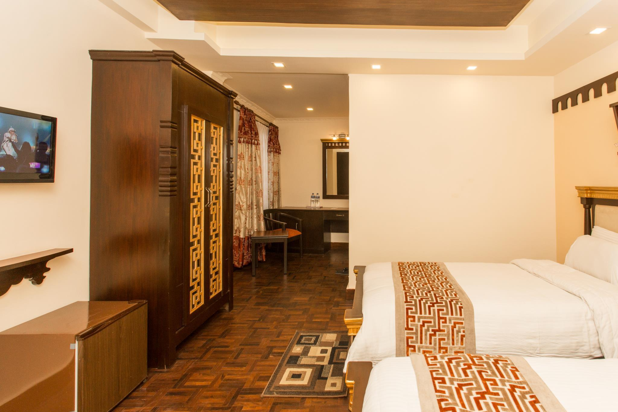 Olive Garden Boutique Hotel in Kathmandu - Room Deals, Photos & Reviews