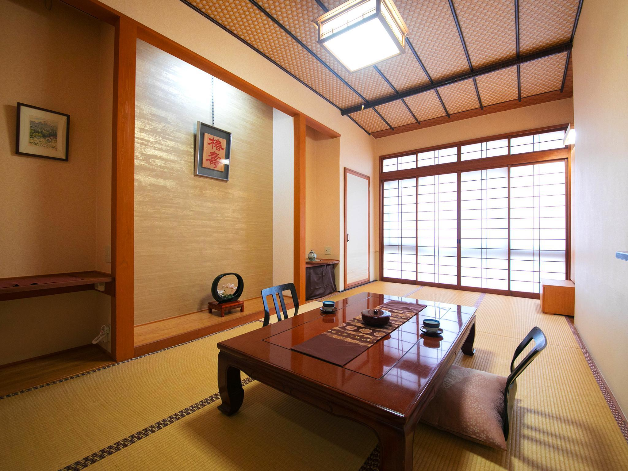 Japanese Style Room with 8 Tatami