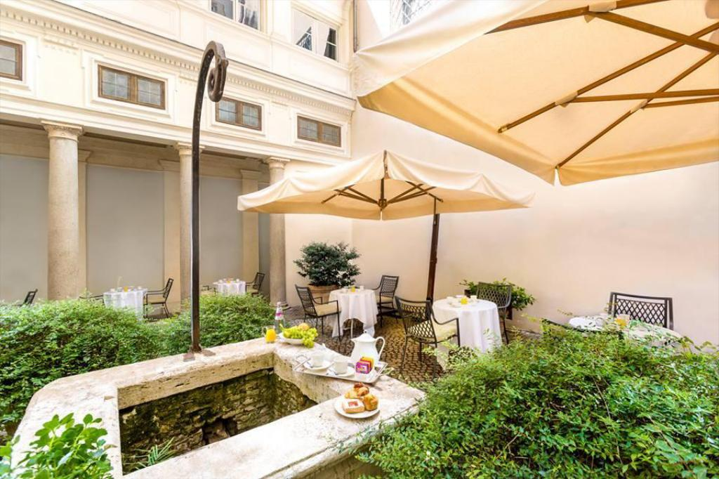 Eitch Borromini Palazzo Pamphilj Navona Rome Room Deals