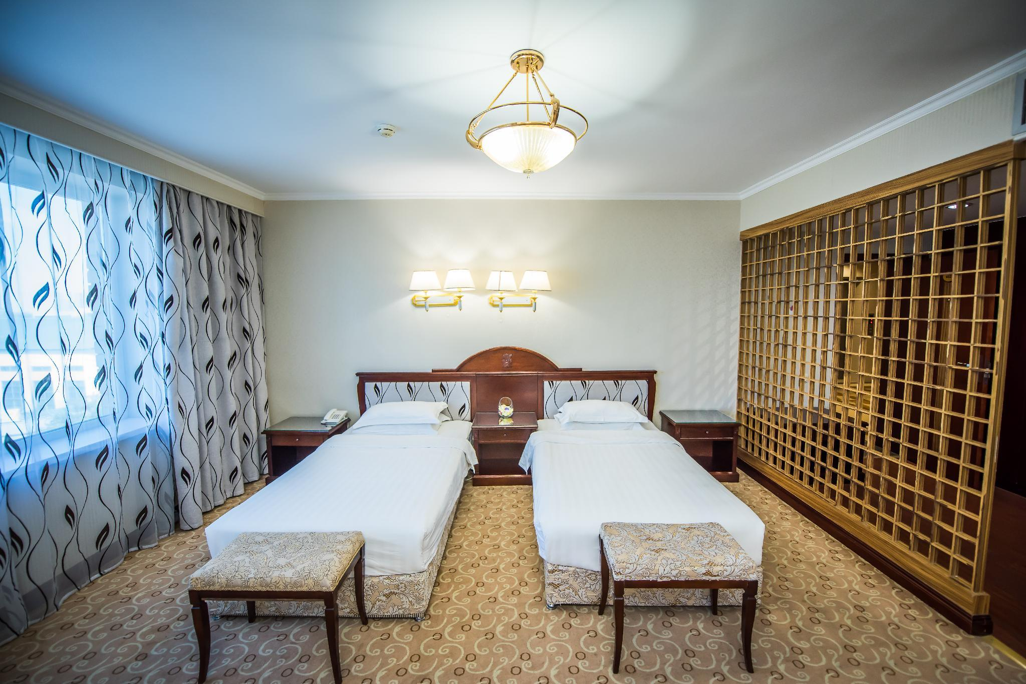Business Twin Bed Room