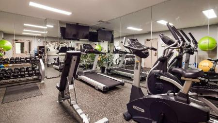 centru de fitness Best Western Fort Lee