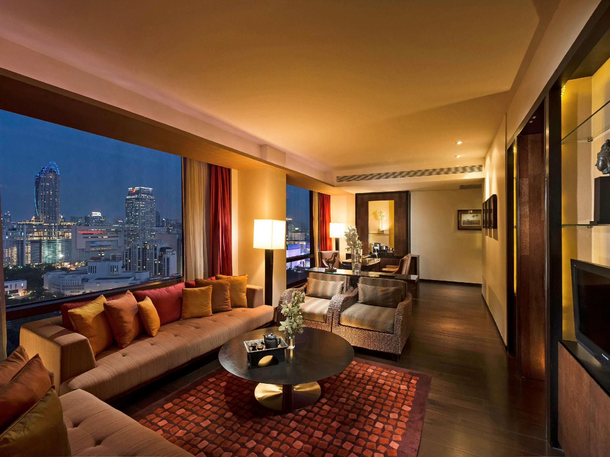 FAMILY SUITE ROOM, 1 King Size Bed, City View