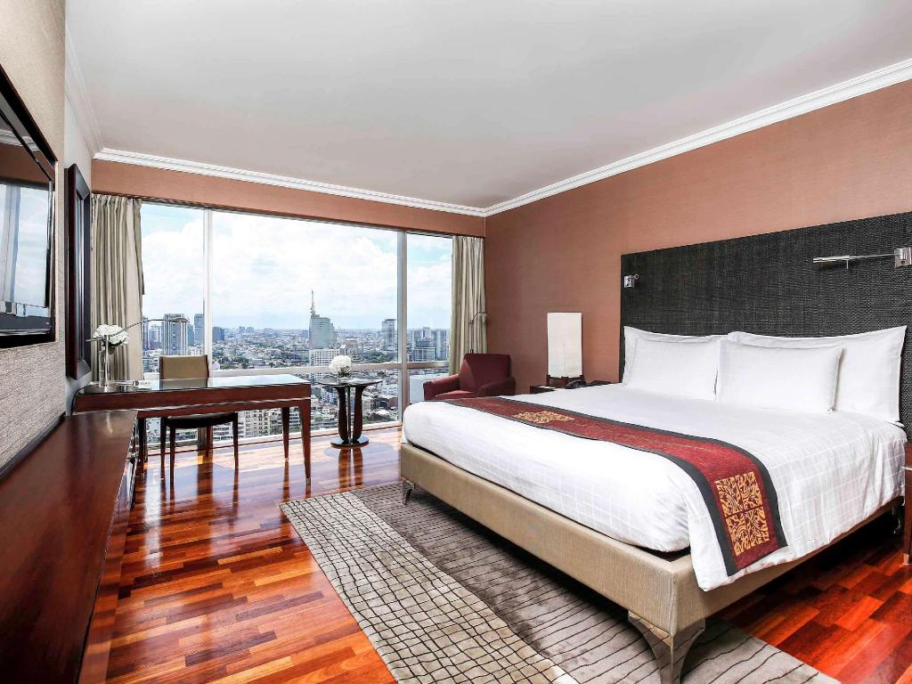 Executive Double Room - Guestroom Pullman Bangkok Hotel G