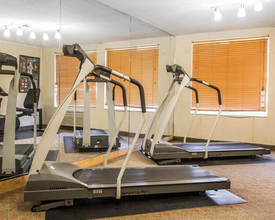 Fitness center Quality Inn and Suites Middletown - Franklin
