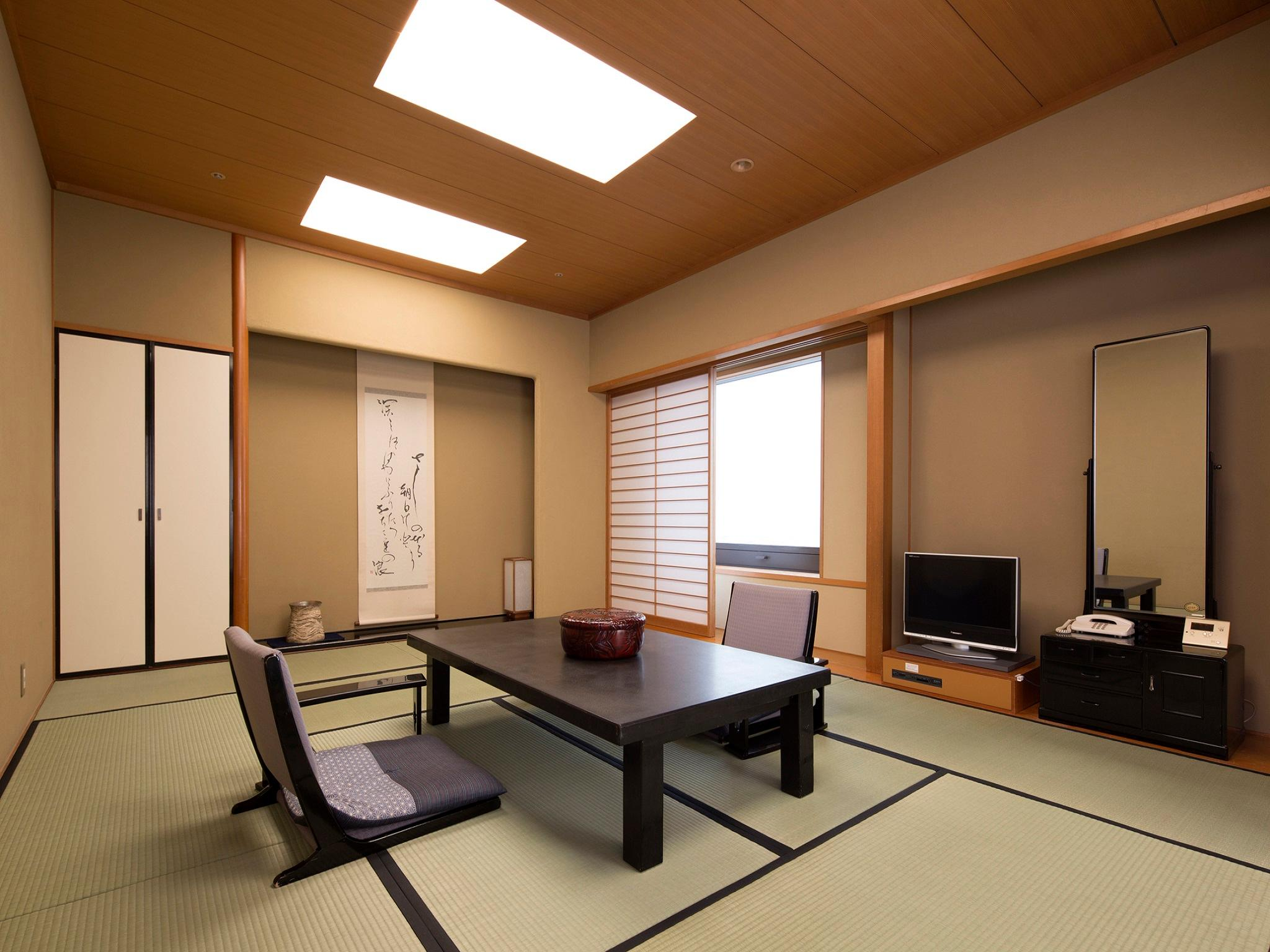 Japanese Style Room for 2 People - Non-Smoking