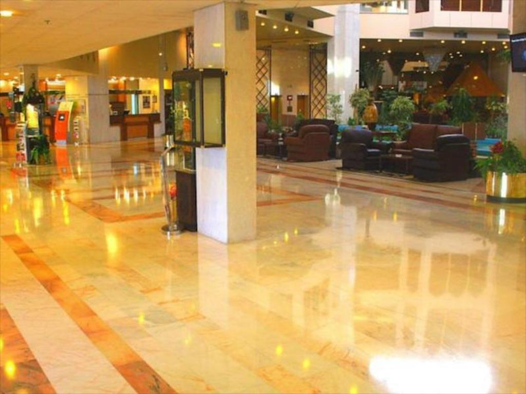 Lobby InterContinental Taif