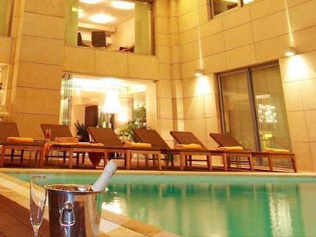 Swimming pool Nafs Hotel
