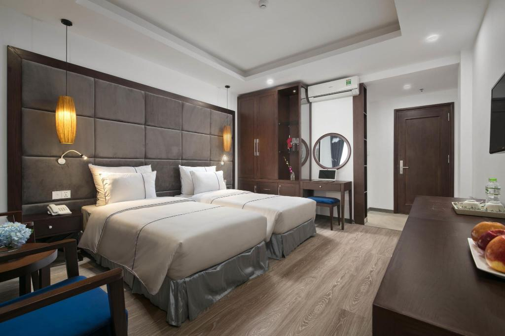 See all 65 photos Hanoi Bonsella Hotel