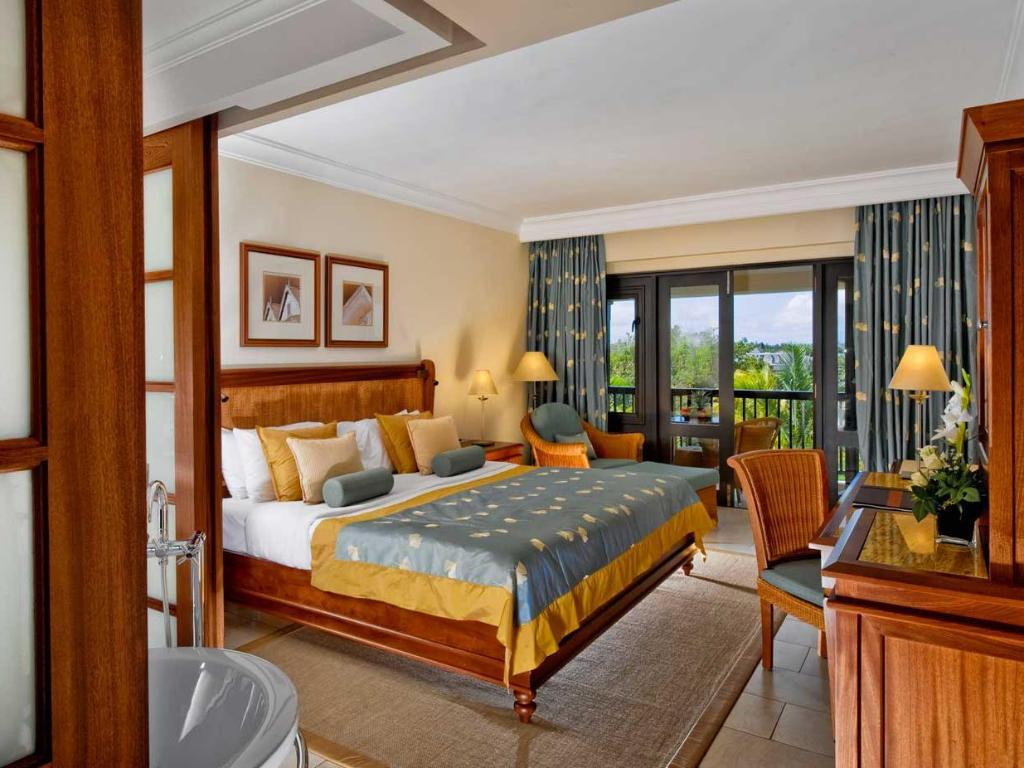 Privilege Double Room - Guestroom Maritim Resort & Spa Mauritius
